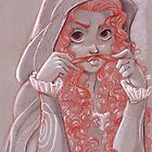 Toned Paper Merida by CherryGarcia