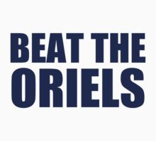 New York Yankees - BEAT THE ORIELS by MOHAWK99