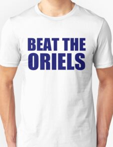 New York Yankees - BEAT THE ORIELS T-Shirt