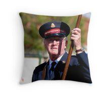 'Salvos' Throw Pillow