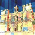 Selmun Castle - Malta by Joseph Barbara
