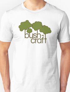 Green trees, bush craft T-Shirt