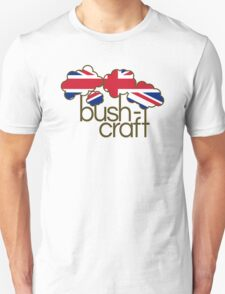 Bushcraft United Kingdom flag T-Shirt