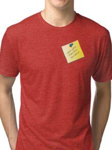 216 Stress Tri-blend T-Shirt