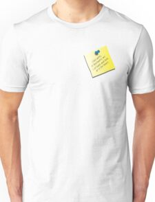 217 Work Unisex T-Shirt