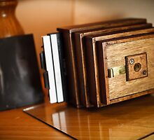 4x5 Hand-built Pinhole Camera by David Amos