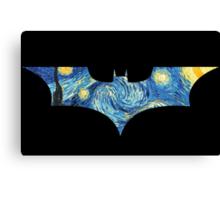 Starry Knight Canvas Print