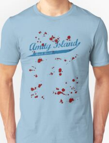 221 Amity Beach Unisex T-Shirt