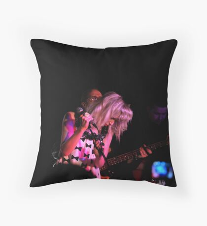 """""""Pause for the jet"""" Throw Pillow"""