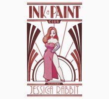 Ink & Paint Club Baby Tee