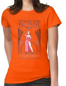 Ink & Paint Club Womens Fitted T-Shirt