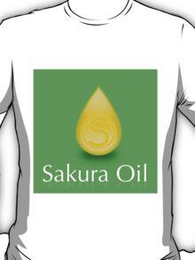 Sakura Oil T-Shirt