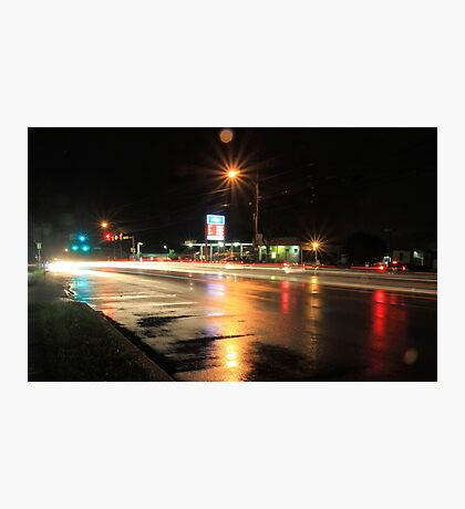 Constellation Intersection Photographic Print