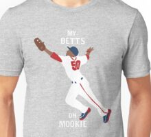 My Betts On Mookie Unisex T-Shirt