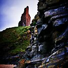 Ballybunion Castle Rocks by Polly x
