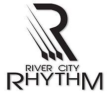 River City Rhythm Products - Black on White logo by RiverCityRhythm