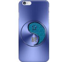 Libra & Dragon Yang Water iPhone Case/Skin