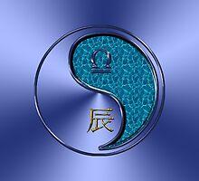 Libra & Dragon Yang Water by astrodesigner75