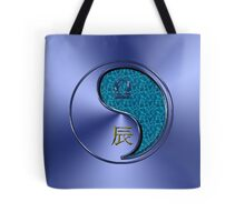 Libra & Dragon Yang Water Tote Bag