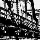 RailRoad Bridge by Carla Jensen