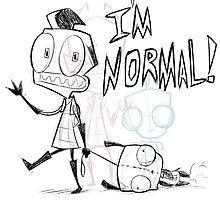 I'm Normal! by Invad3r