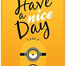 Have a nice day by PaperPlanet