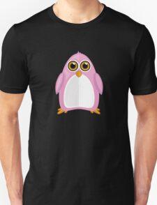 Pink Penguin 2 Unisex T-Shirt