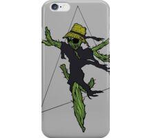 Cactus Scarecrow 2 iPhone Case/Skin