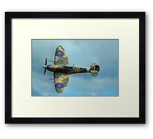 Spitfire Classic View Framed Print