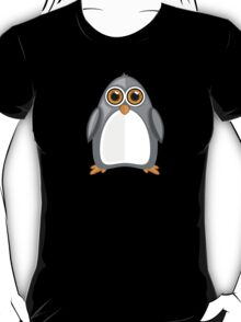 Grey Penguin 2 T-Shirt