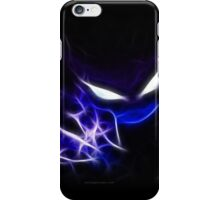 Haunter Cool Pokemon iPhone Case/Skin