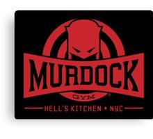 Murdock Gym Canvas Print