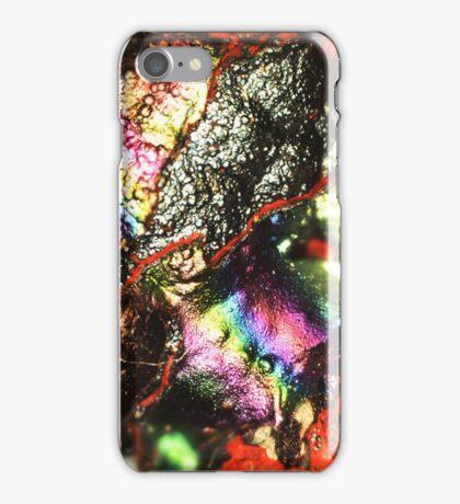 Cyborg Brains and Veins (Goethite) iPhone Case/Skin