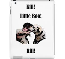 Kill! Little Boo! Kill iPad Case/Skin