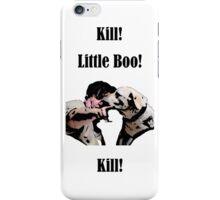 Kill! Little Boo! Kill iPhone Case/Skin