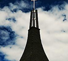 An Empty Cross by J. D. Adsit