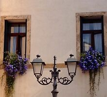 Two Picturesque Windows, Italy by waddleudo