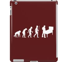 Funny Pinball Evolution T Shirt iPad Case/Skin