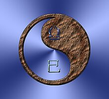 Libra & Snake Yin Earth by astrodesigner75