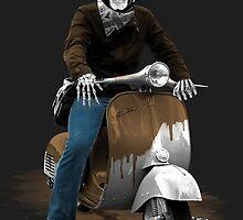 Skull Rider by fathurdavega