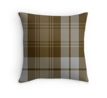 00439 Baillie Dress Tartan  Throw Pillow