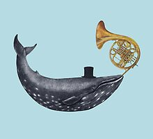 Whale Song  by Terry  Fan