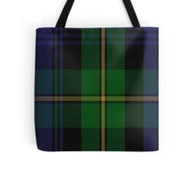 00438 Baillie William Wilson Tartan Tote Bag