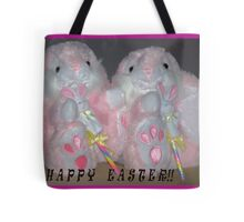 """'MAY YOU ALL HAVE A HAPPY EASTER"""" Tote Bag"""