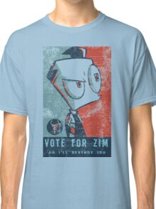 Vote For Zim Classic T-Shirt