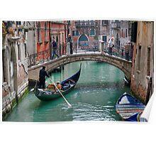 Everyday Venice Poster