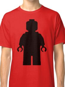 Lego Character Silhouette Classic T-Shirt