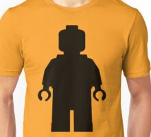 Lego Character Silhouette Unisex T-Shirt