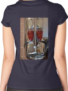 Talking Points Women's Fitted Scoop T-Shirt