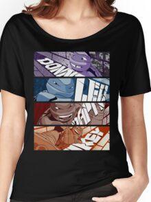 TMNT Krang Women's Relaxed Fit T-Shirt
